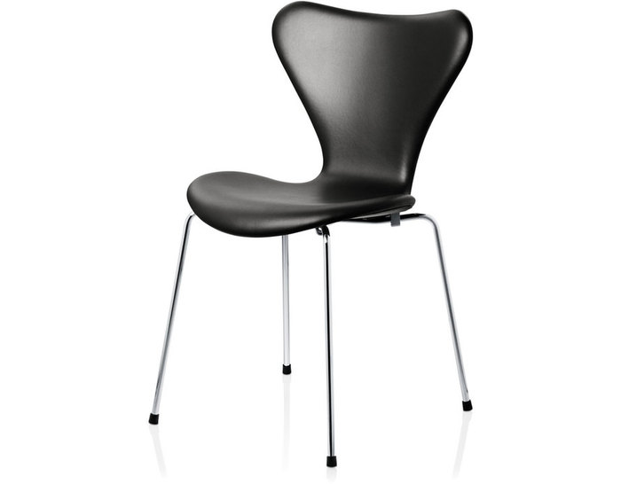 Stuhl Panton Series 7 Side Chair Full Upholstered - Hivemodern.com