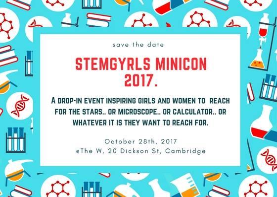 STEMGyrls Minicon 2017