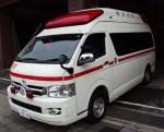 横浜市消防局の救急車(横浜市消防局資料より)