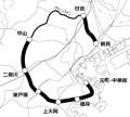 「横浜環状鉄道」は現在開業しているグリーンラインを鶴見~日吉~中山~二俣川~東戸塚~上大岡~根岸~元町・中華街とぐるりと結んでしまおうという鉄道プロジェクト