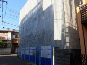 9戸の「(仮称)綱島西3丁目・安藤マンション」は2017年3月に完成予定