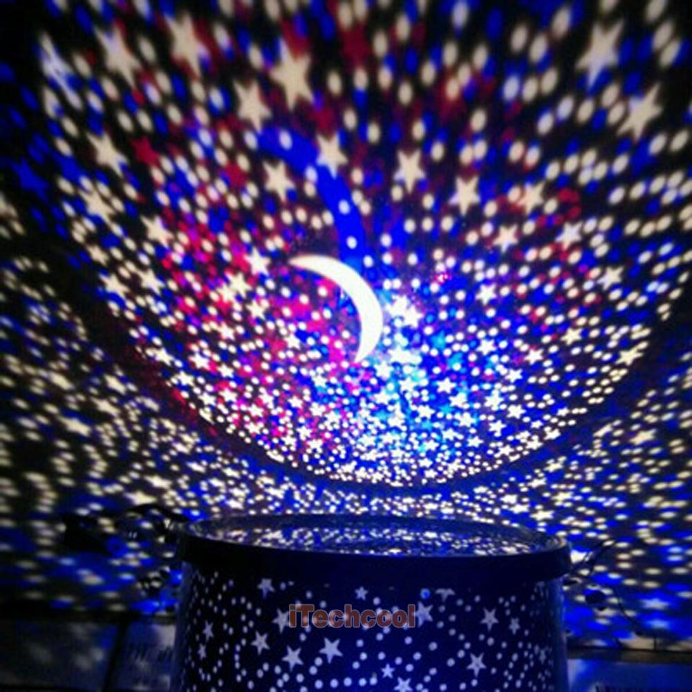 Light Projector Details About Romantic Sky Star Master Night Light Projector Lamp Led Colourful Stage Lights