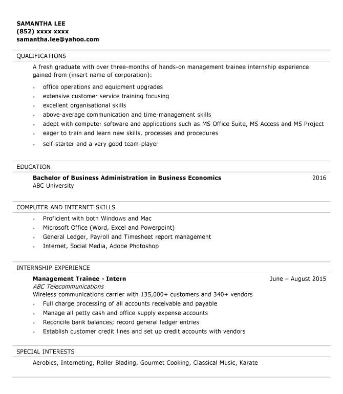 Special Needs Education Children with Exceptionalities resume - underwriter trainee resume