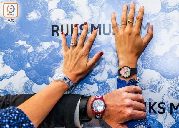 Swatch x 荷蘭Rijksmuseum 手錶變畫布 即時新聞 生活 on.cc東網