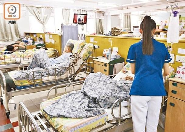 社署改評估機制 長者或不能同時輪院舍及社區照顧|即時新聞|港澳|on.cc東網
