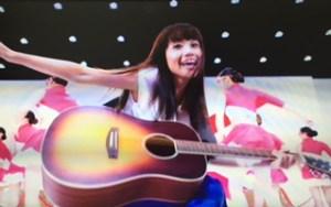 米唐番 CM 矢井田瞳 ヤイコ 画像