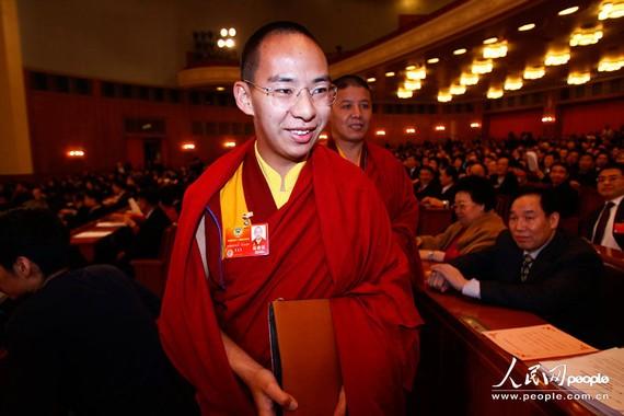 中國評論新聞:學者批達賴終結轉世制度企圖:褻瀆藏傳佛教