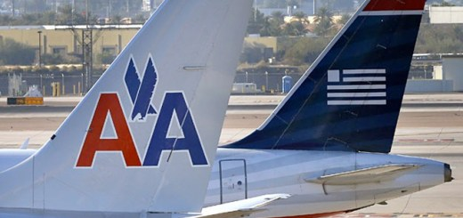 AA US AIrways Merger Asia