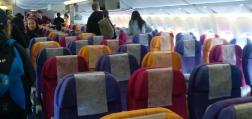 Thai airways economy
