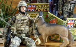Small Of Holstered Attack Dog