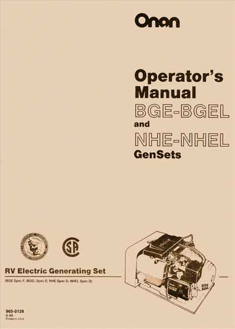 Onan Generator Engine Diagram Wiring Diagram