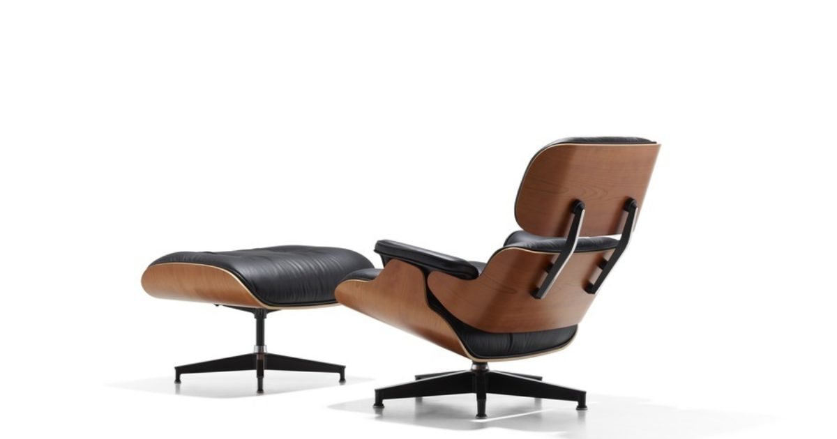 James Eames Lounge Chair Alfred Williams & Company | The Eames Lounge Chair And ...