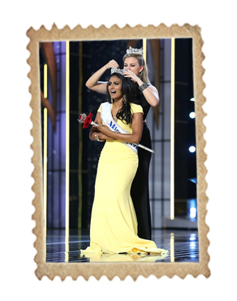 Miss America 2014 Nina Davuluri Crowned in Atlantic City