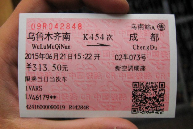 Two hours to learn to read the ticket after