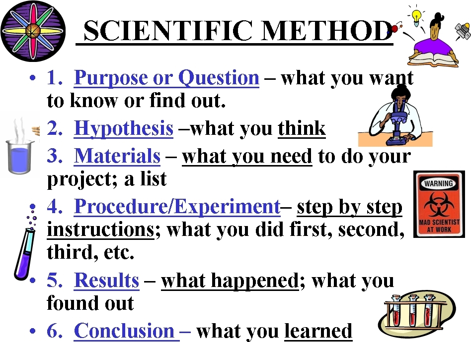 Science Fair Information Page