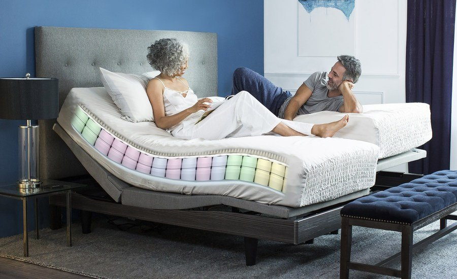 Difference Between King And Queen Bed Reverie Mattress Review Sleep In Customizable Luxury