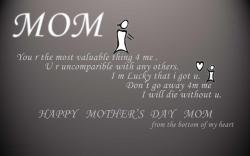 Small Of Happy Mothers Day Daughter