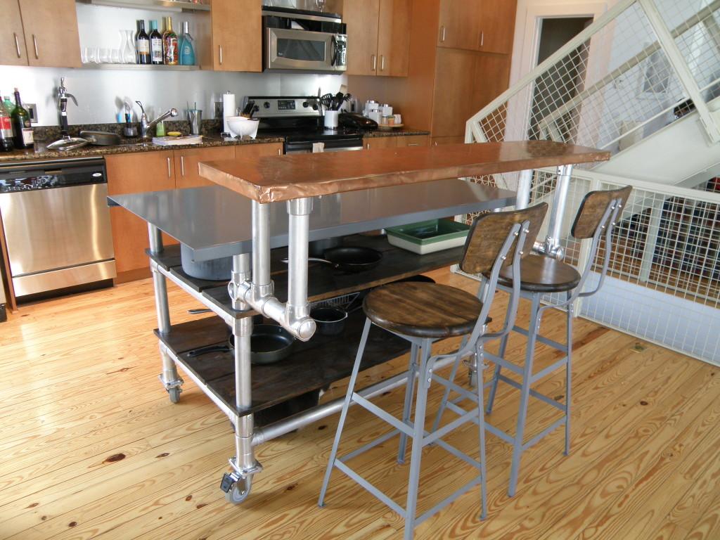 12 Diy Kitchen Island Designs & Ideas  Home And Gardening