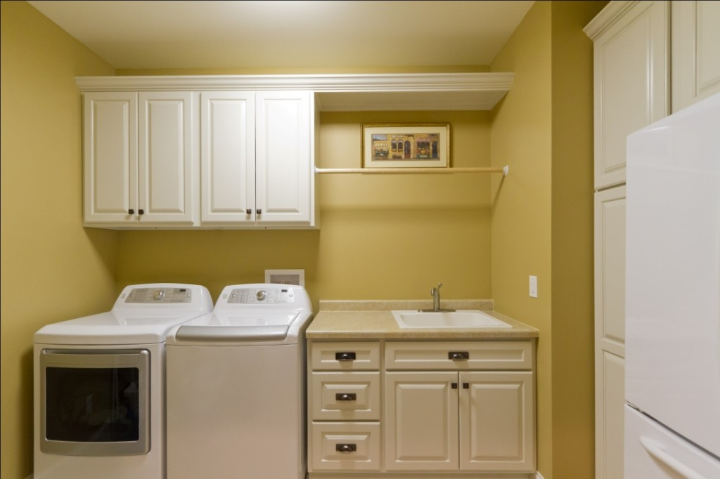 10 Clever Small Laundry Room Storage And Organization Ideas – Home