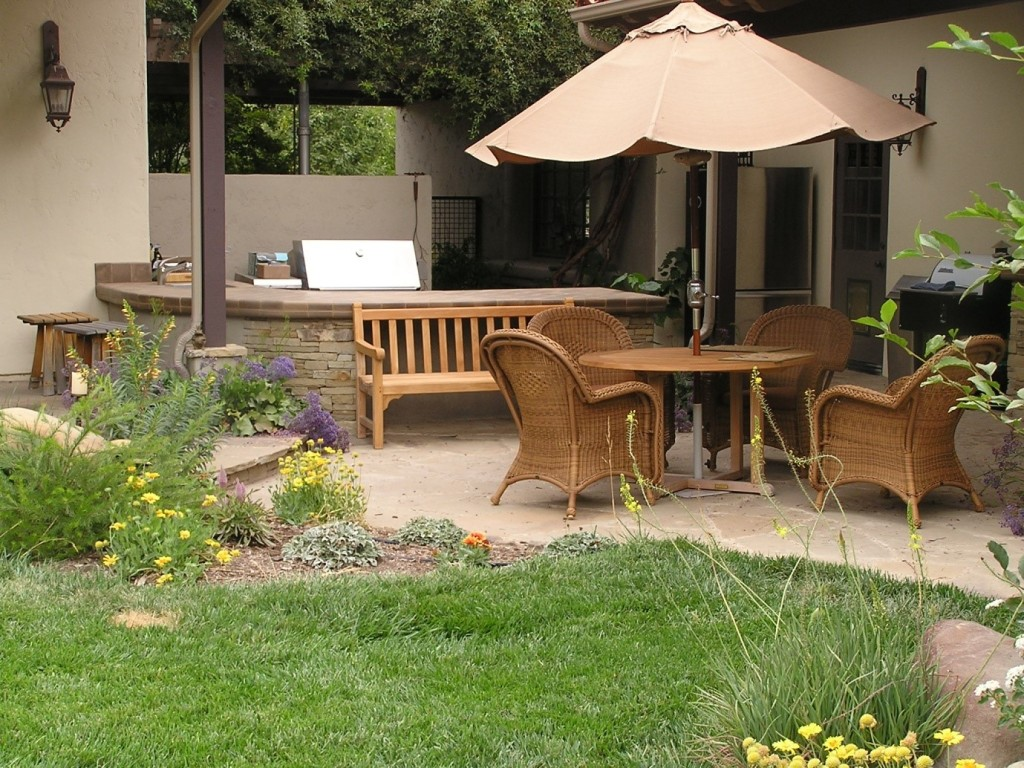 Backyard Patio Ideas 15 Fabulous Small Patio Ideas To Make Most Of Small Space