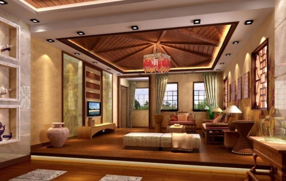 Classic Car Wallpaper For Bedrooms 25 Elegant Ceiling Designs For Living Room Home And