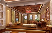 25 Elegant Ceiling Designs For Living Room  Home And ...