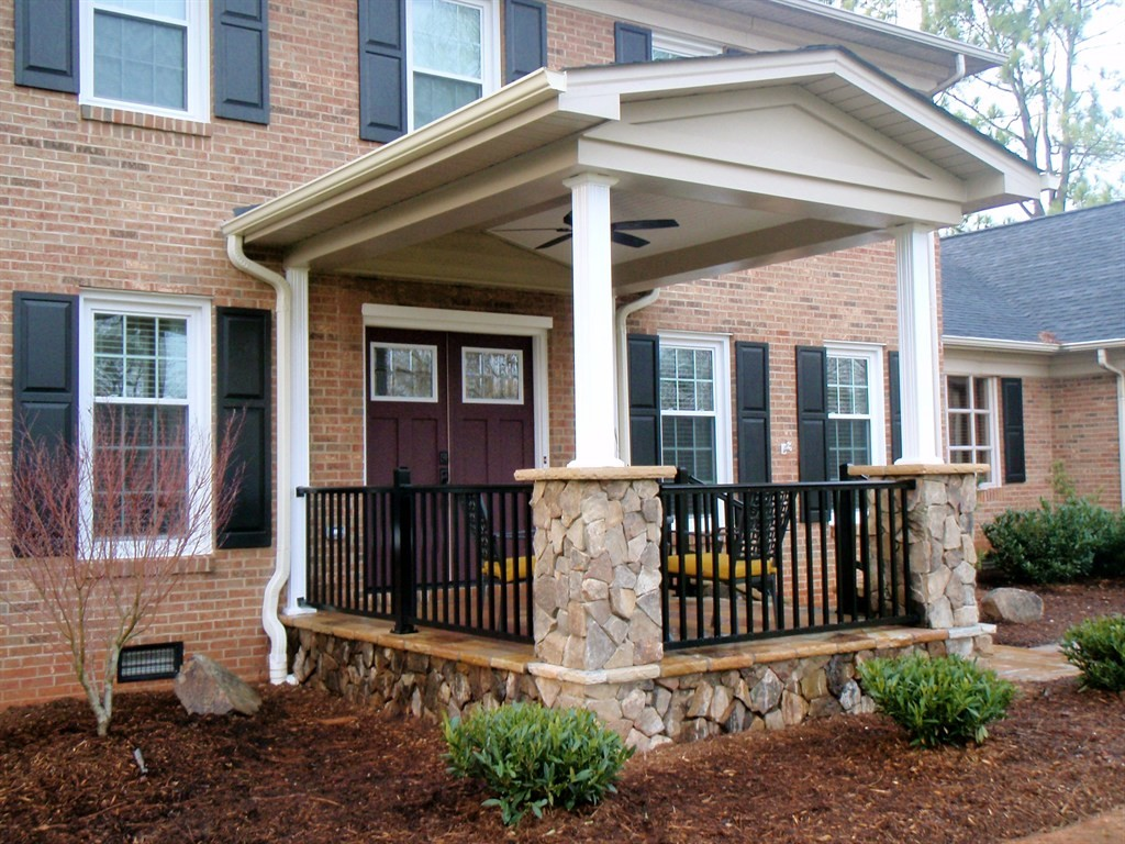 Front Porch Ideas Front Porch Ideas To Add More Aesthetic Appeal To Your