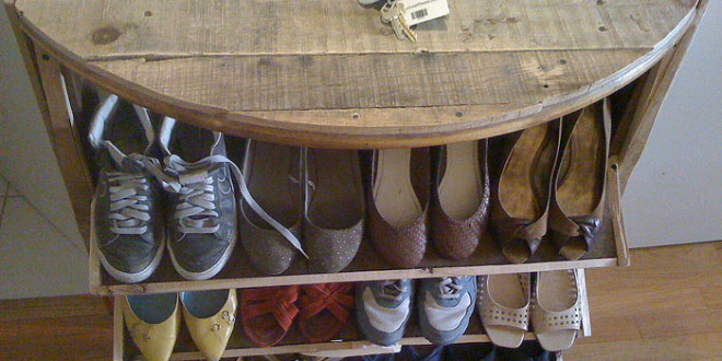 25 Diy Shoe Rack Ideas Keep Your Shoe Collection Neat And