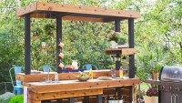 17 Outdoor Kitchen Plans-Turn Your Backyard Into ...