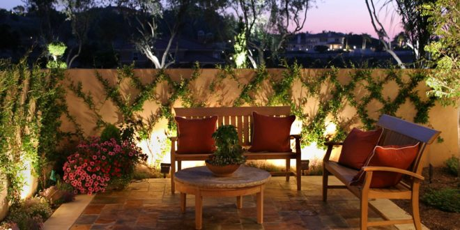 25 Backyard Lighting Ideas Illuminate Outdoor Area To Make