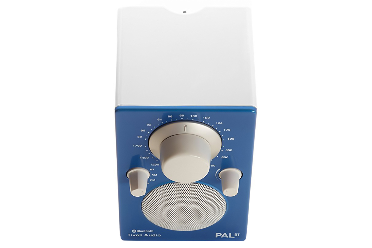 Tivoli Radio Pal Tivoli Audio Pal Bt Bluetooth Portable Am Fm Radio Blue