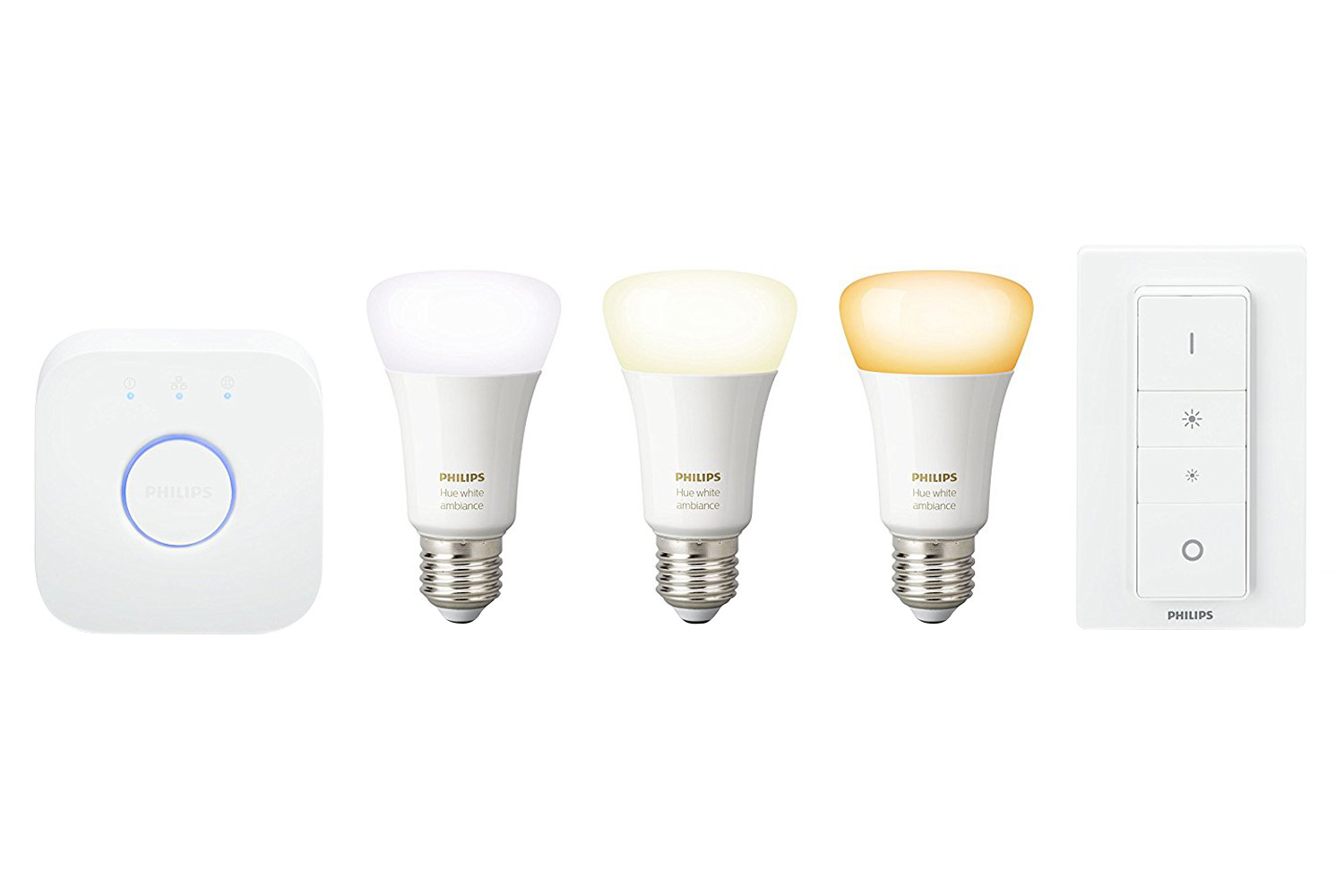 Philips Hue Starter Kit E27 Philips Hue White Ambiance E27 Starter Kit