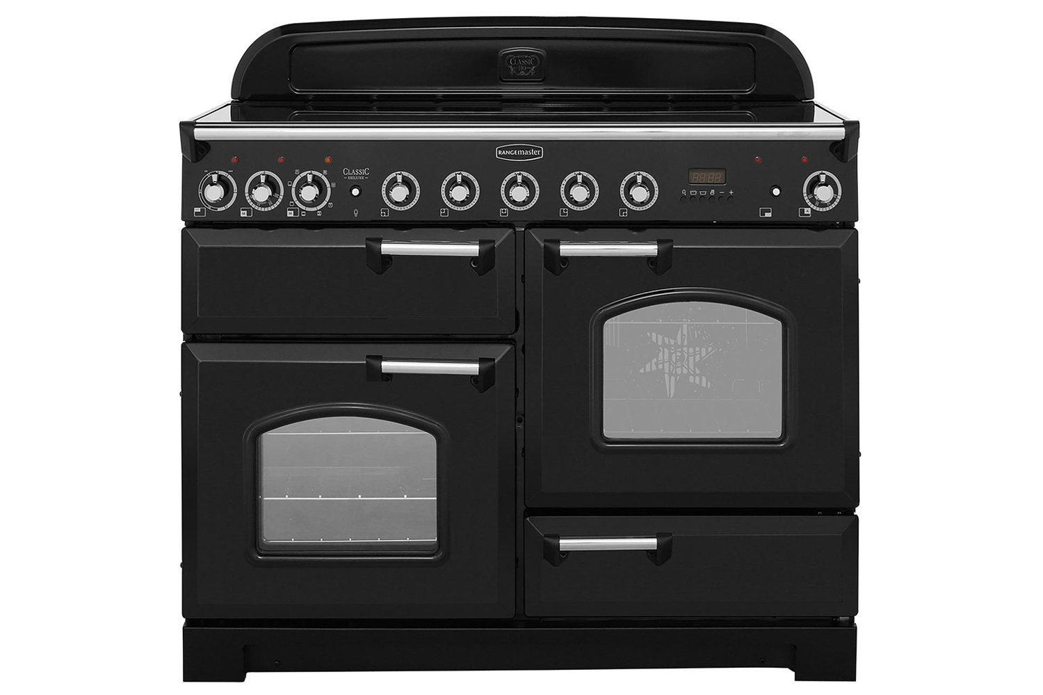Classic Cuisine Induction Cooker Instructions Rangemaster 110cm Classic Deluxe Induction Range Cooker
