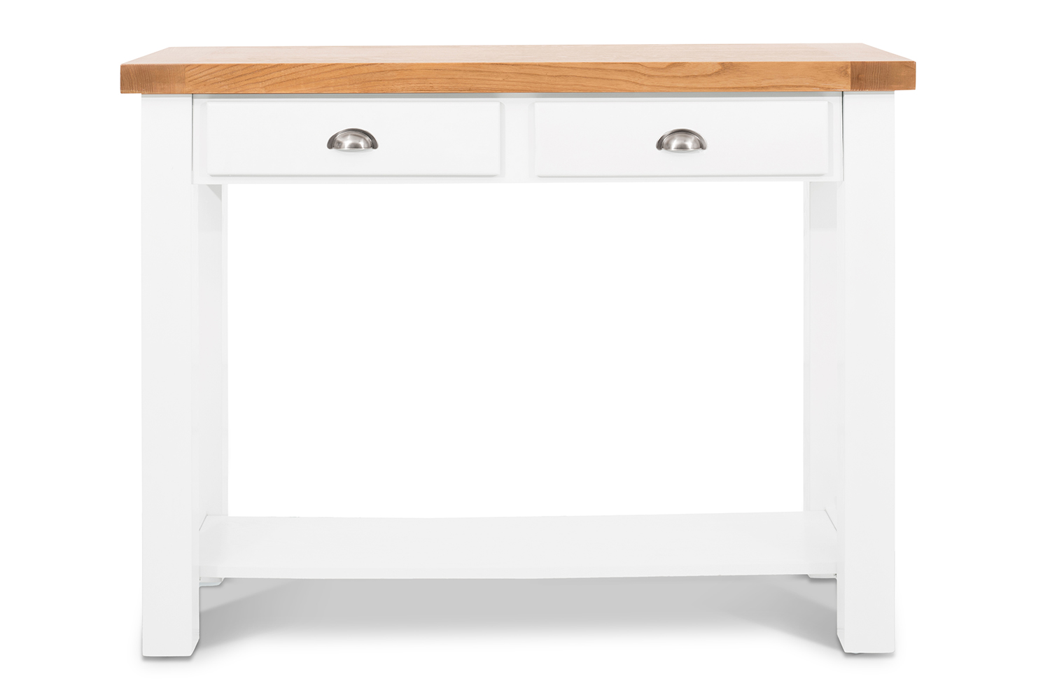 Classic Table Shapes Harvest Console Table White Ireland