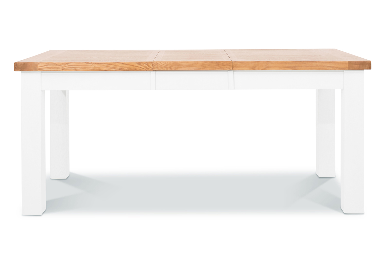 Table 140 Harvest Extending Dining Table White 140 180cm