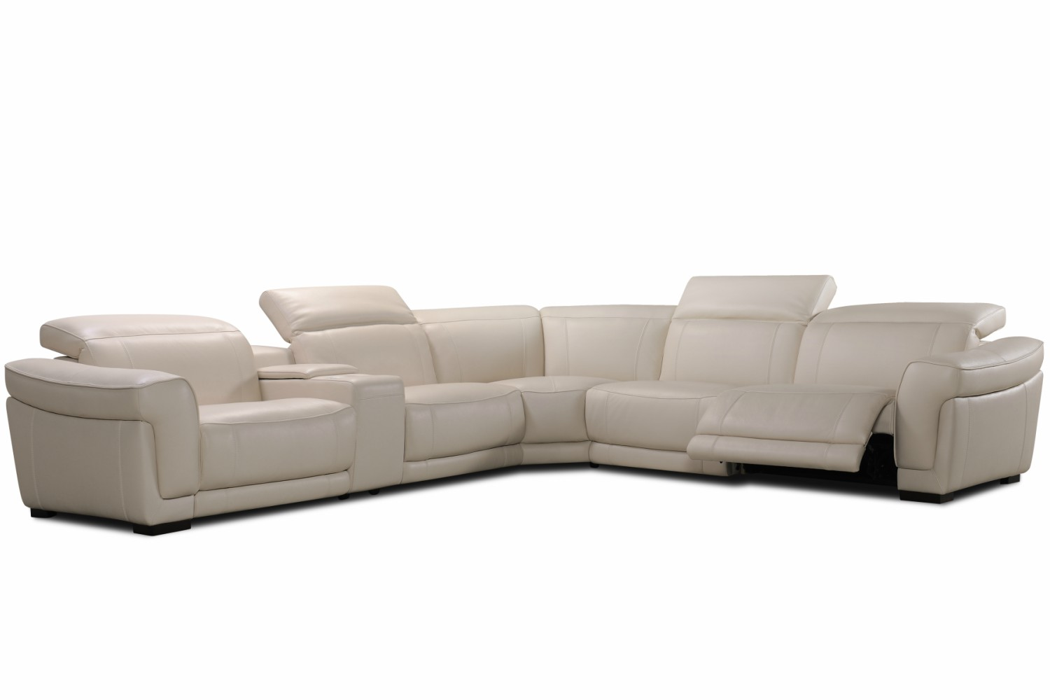 Sofa With Recliner Sonny Corner Sofa Electric Recliner