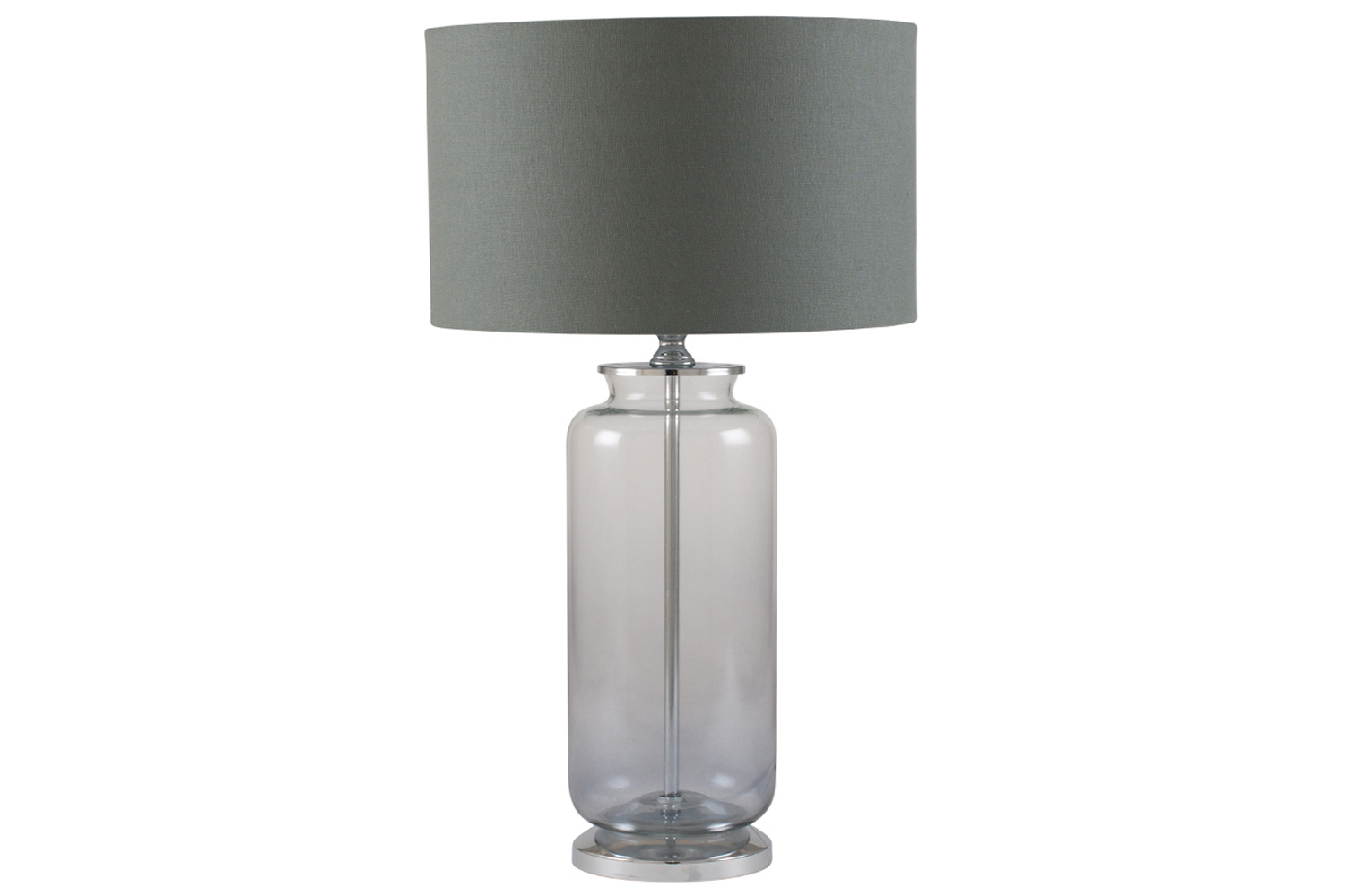Glass Lamp Tables Ireland Grey Ombre Glass Table Lamp Ireland