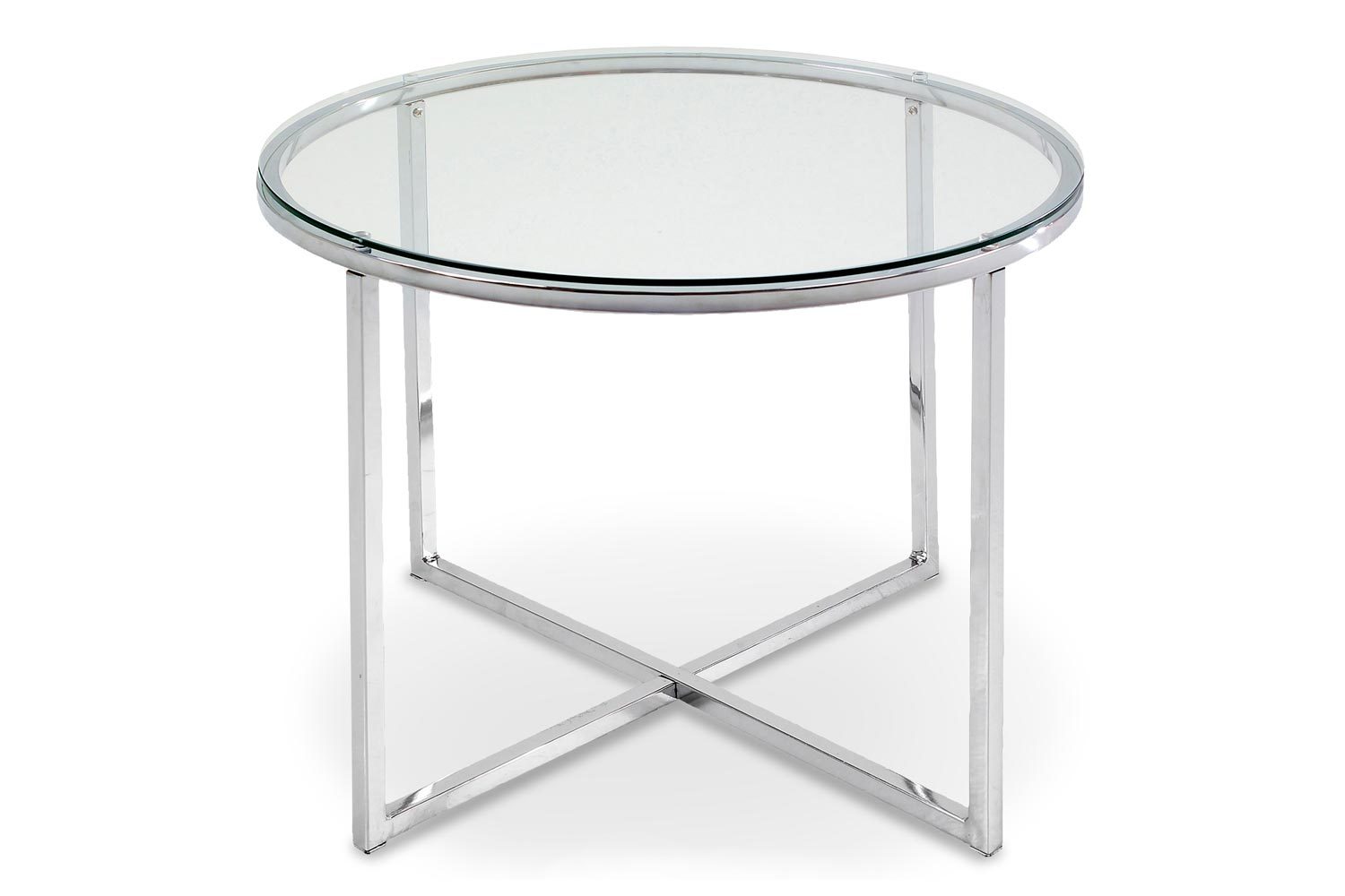 Glass Lamp Tables Ireland Cross Lamp Table Round Clear Ireland