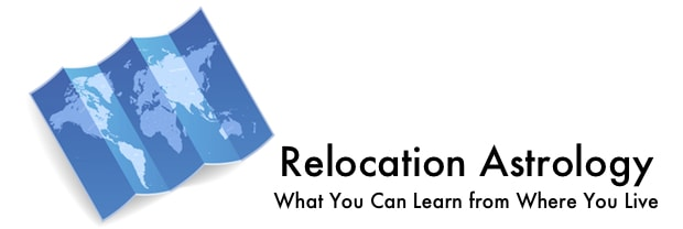 Relocation Astrology What You Can Learn from Where You Live