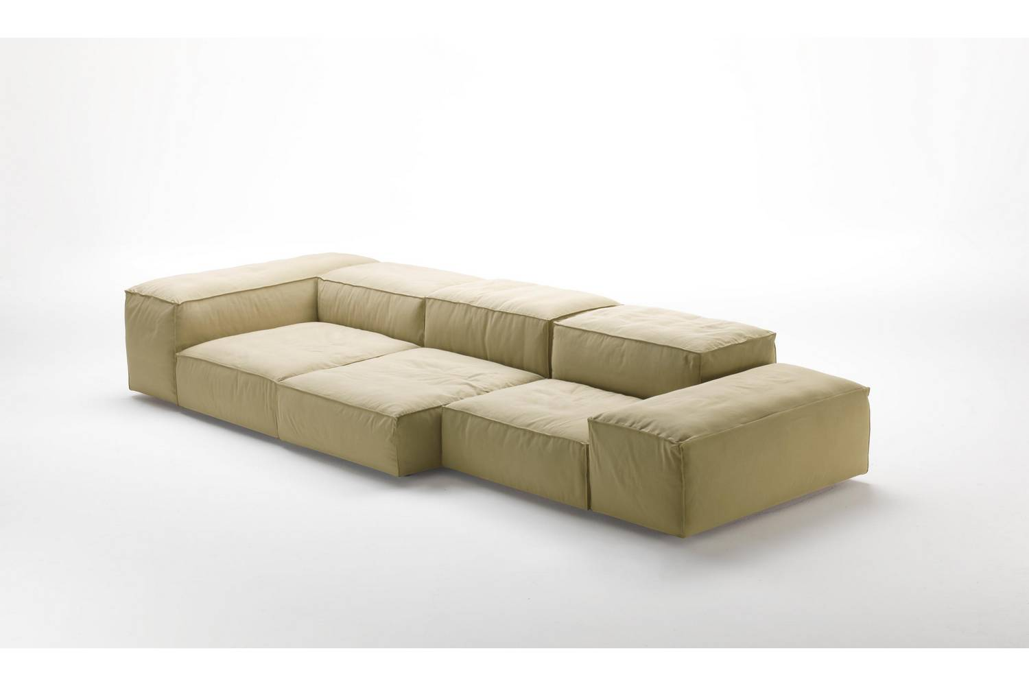 Living Divani Sectional Sofa Extrasoft Sofa By Piero Lissoni For Living Divani Space