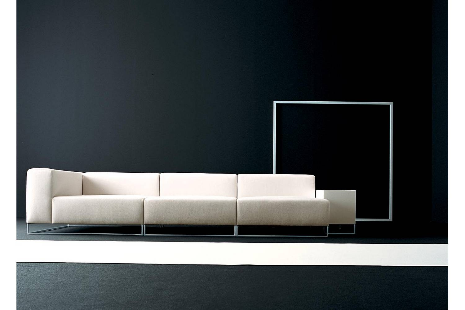 Living Divani The Wall Sofa Wall 2 Sofa By Piero Lissoni For Living Divani Space Furniture