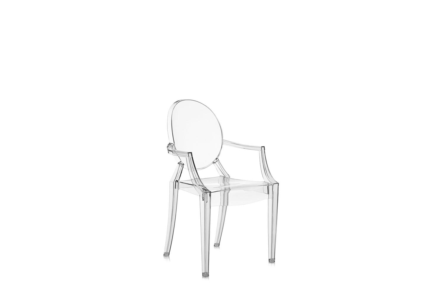 Philippe Starck Ghost Chair Lou Lou Ghost