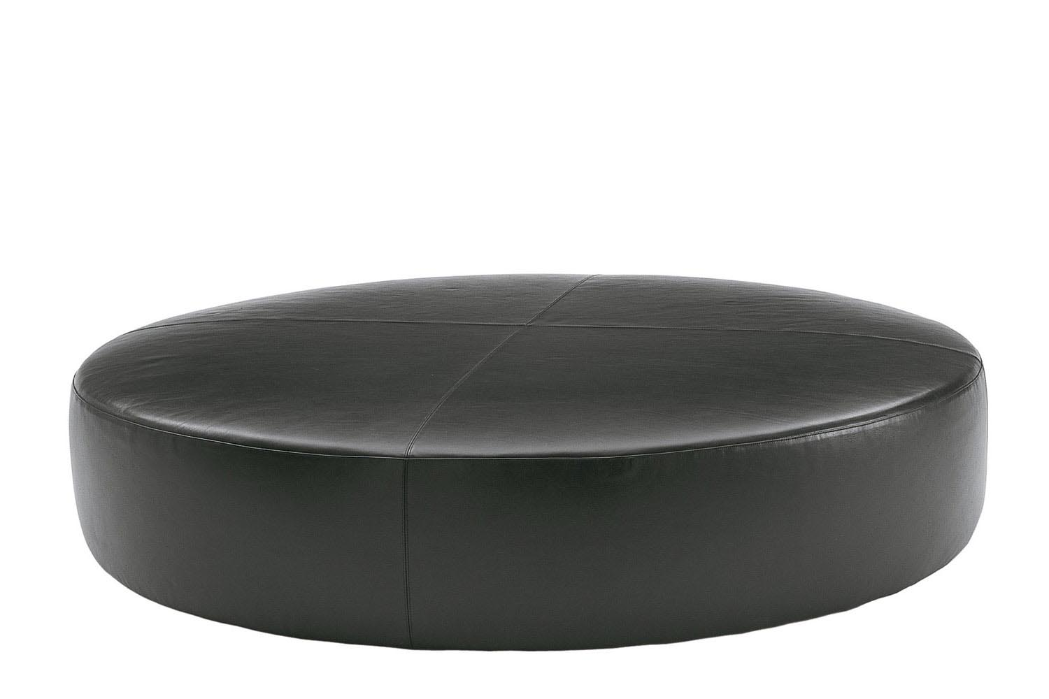 Maxalto Sofa Rund Harry Large Ottoman By Antonio Citterio For B Andb Italia