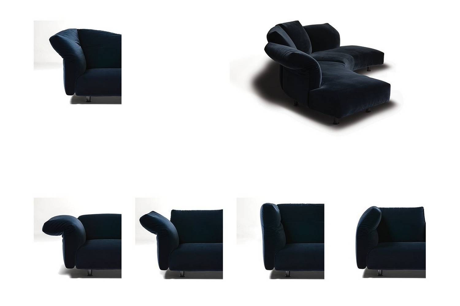 Divani Edra Prezzo Essential Sofa By Francesco Binfare For Edra Space Furniture