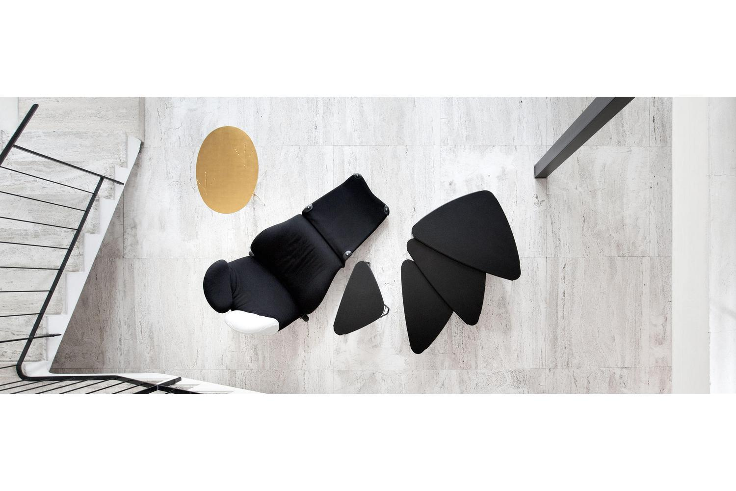 Sessel Wink 111 Wink Armchair By Toshiyuki Kita For Cassina Space Furniture