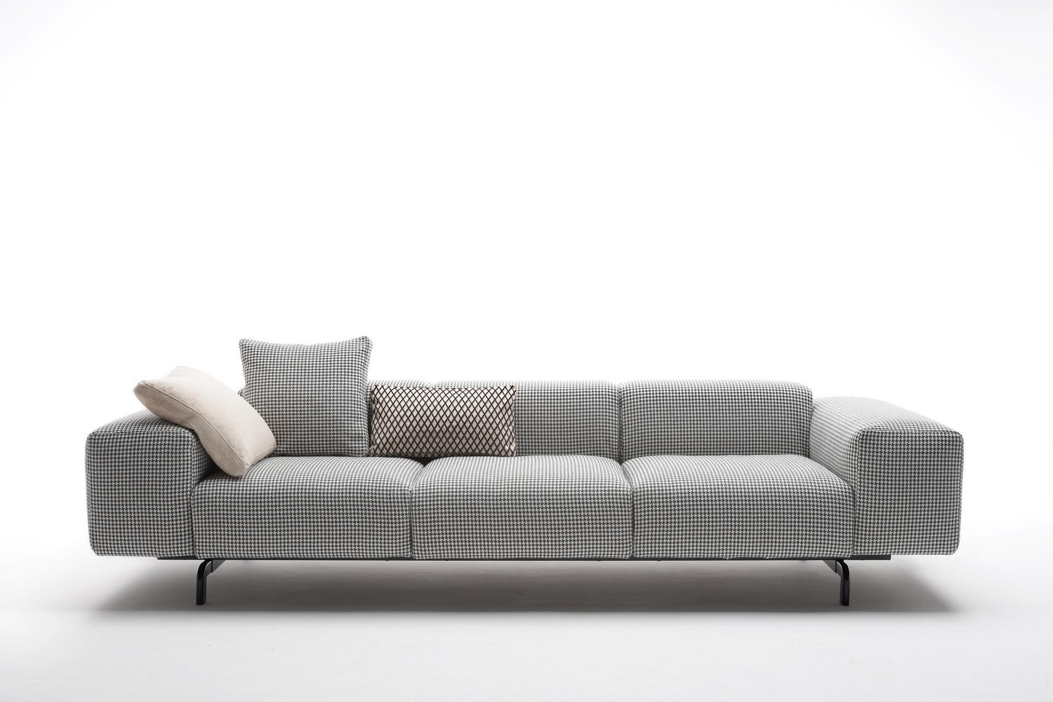 Piero Lissoni Modular Sofa Largo Sofa By Piero Lissoni For Kartell Space Furniture