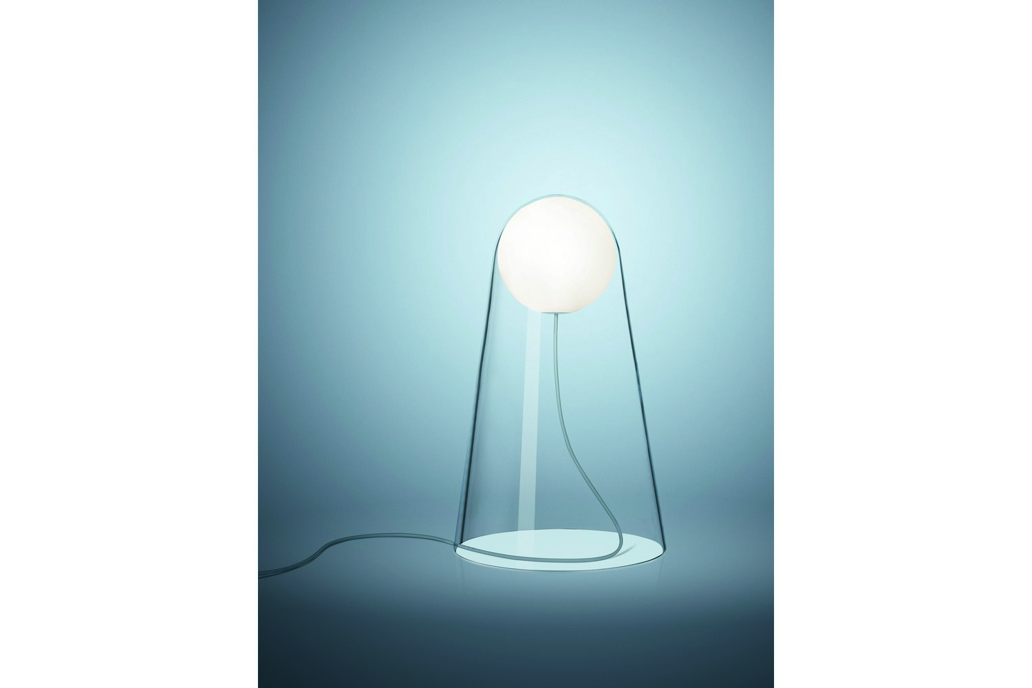 Foscarini Lights Satellight Led Touch Dimmer Table Lamp