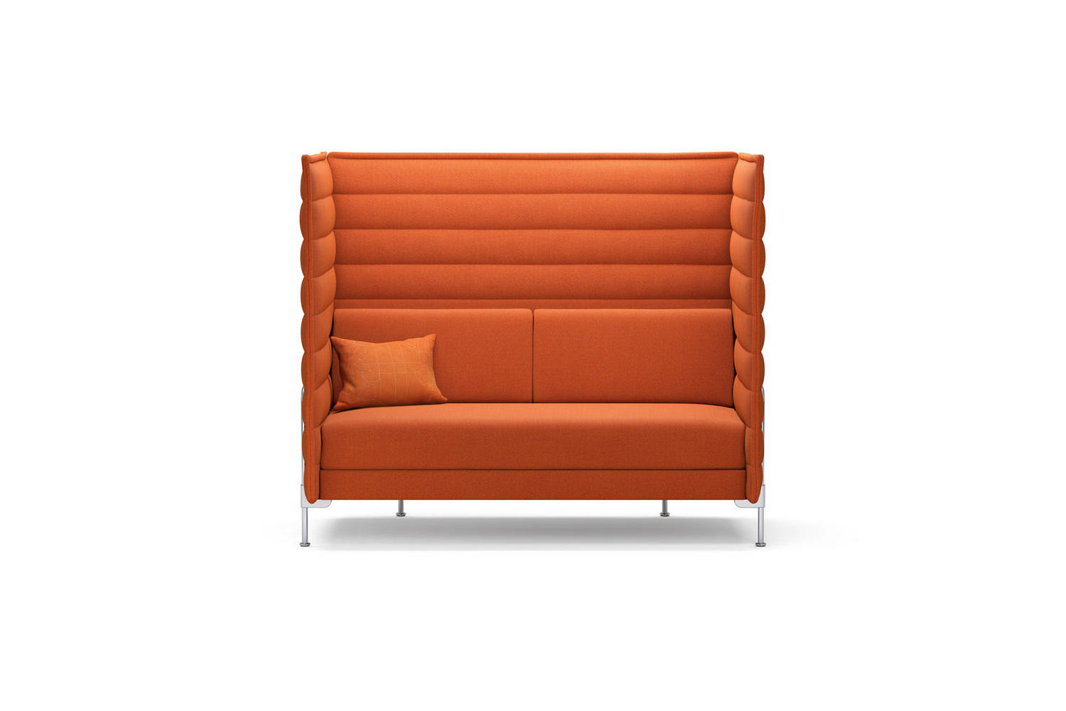 Alcove Highback Sofa Alcove Highback Sofa By Ronan And Erwan Bouroullec For Vitra