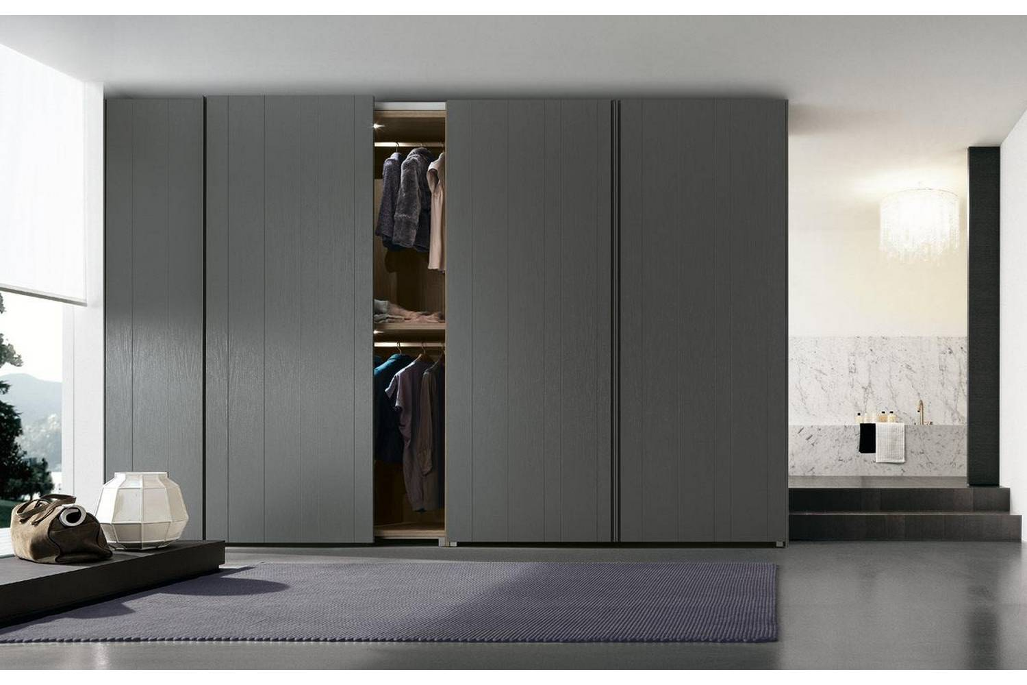 Best Cheap Tv Australia Stratus Wardrobe By Giuseppe Bavuso For Poliform