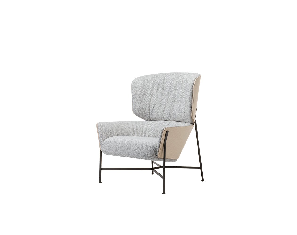 Designer High Chair Caristo High Back Armchair By Tim Rundle Sp01 Design